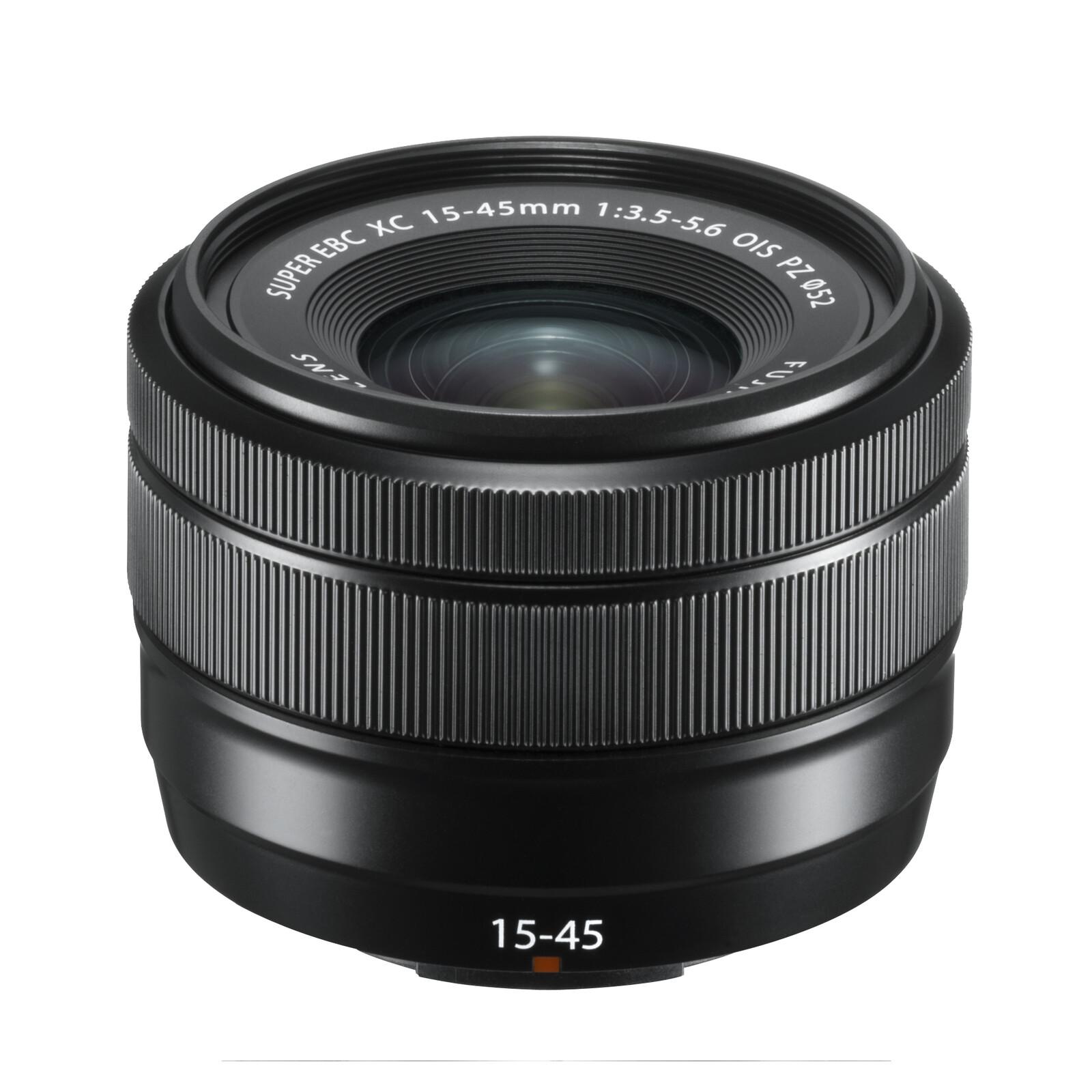 Fujinon XC 15-45/3,5-5,6 OIS PZ + UV Filter