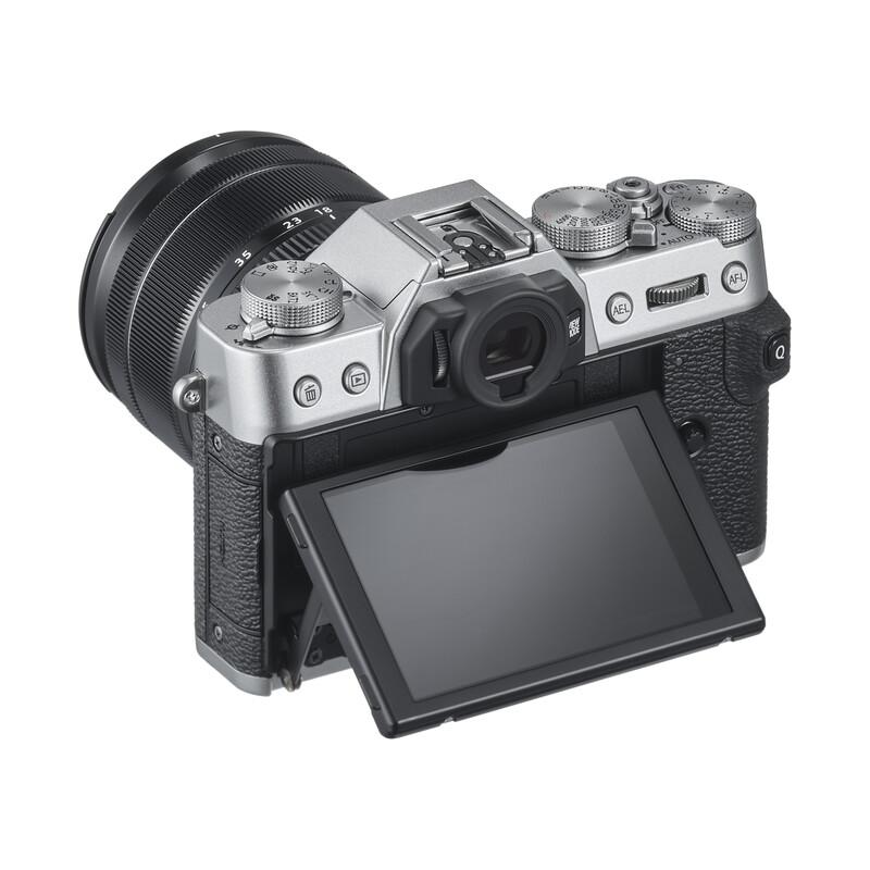 Fujifilm X-T30 + XC 15-45/3,5-5,6 OIS PZ Silber