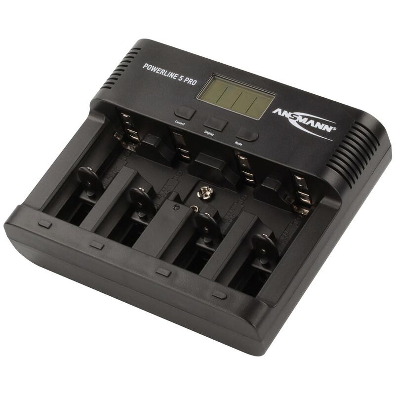 Ansmann Powerline 5 Pro Ladegerät