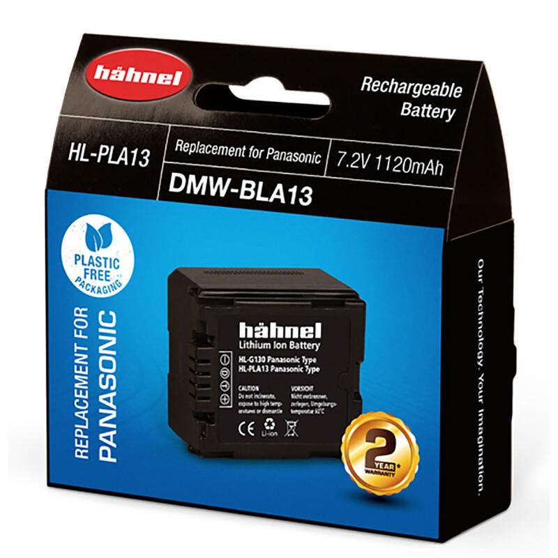 Hähnel Panasonic DMW-BLA13 Akku