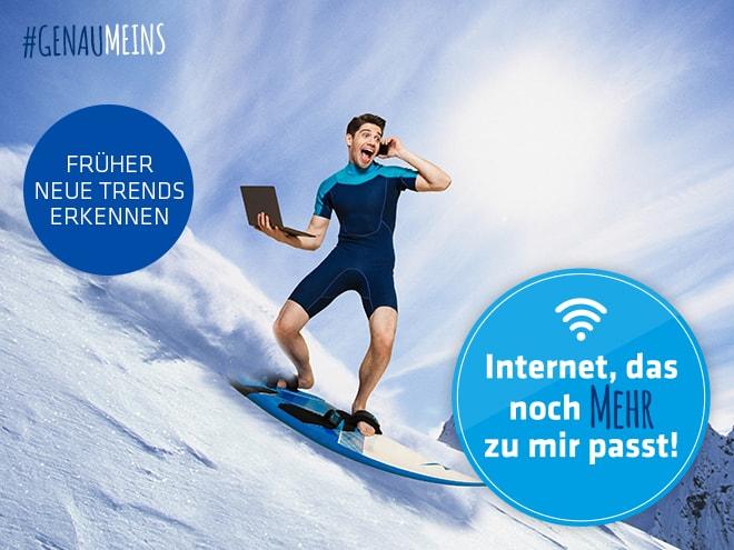 Tarifübersicht Internet
