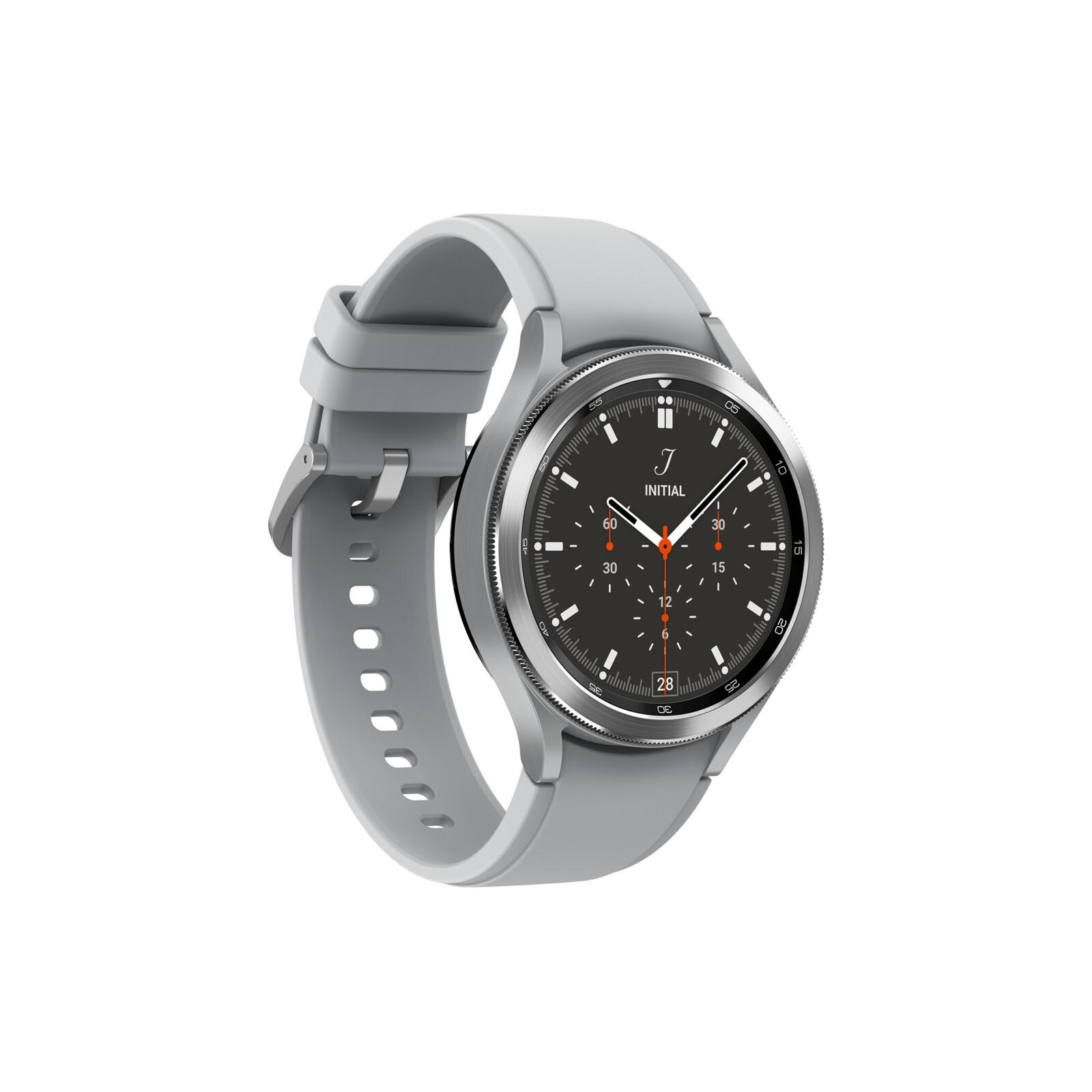 Samsung Galaxy Watch4 Classic 46mm BT silver