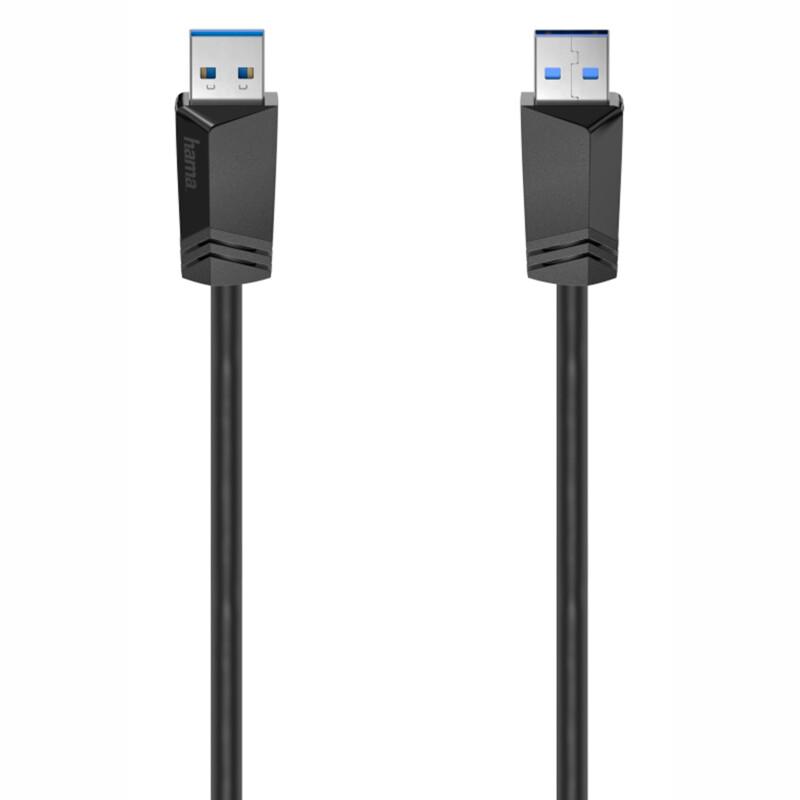 Hama 200624 USB-Kabel A-A USB 3.0 1,5m