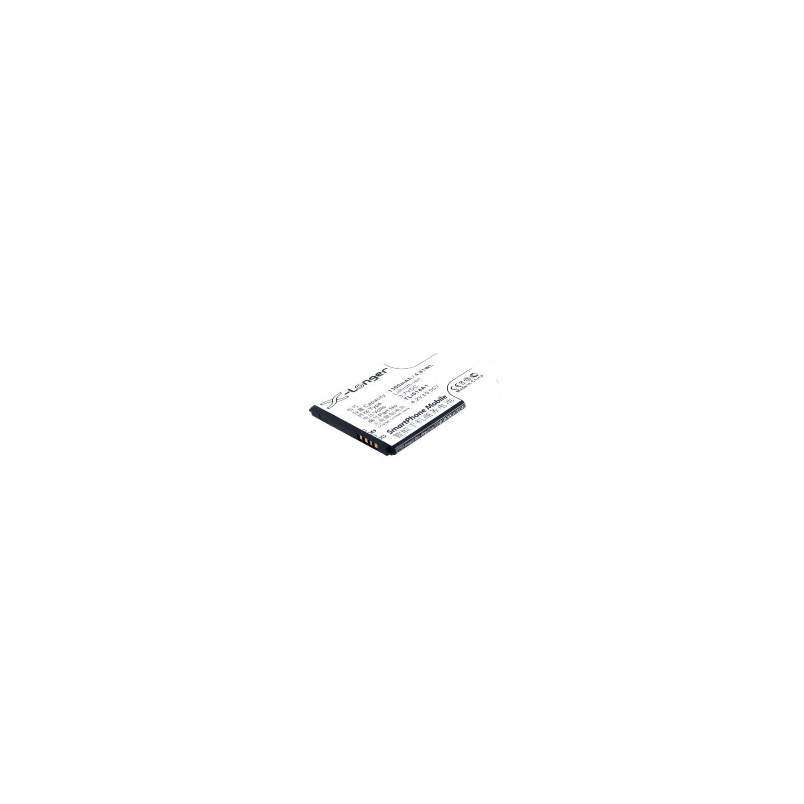 AGI Akku Alcatel TLI014A1 1.300mAh