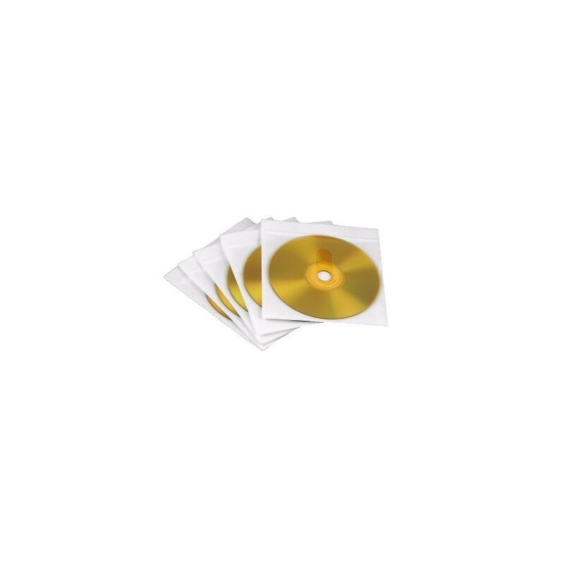 Hama 78334 CD-/DVD-Leerhüllen selbstklebend