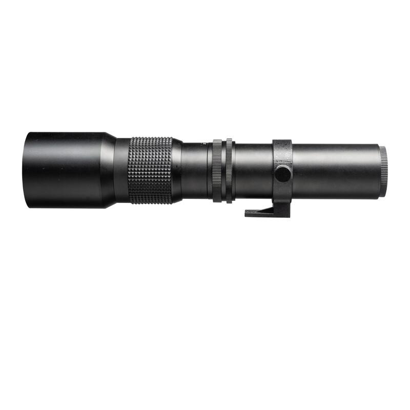 Walimex pro 500/8,0 DSLR Nikon Z