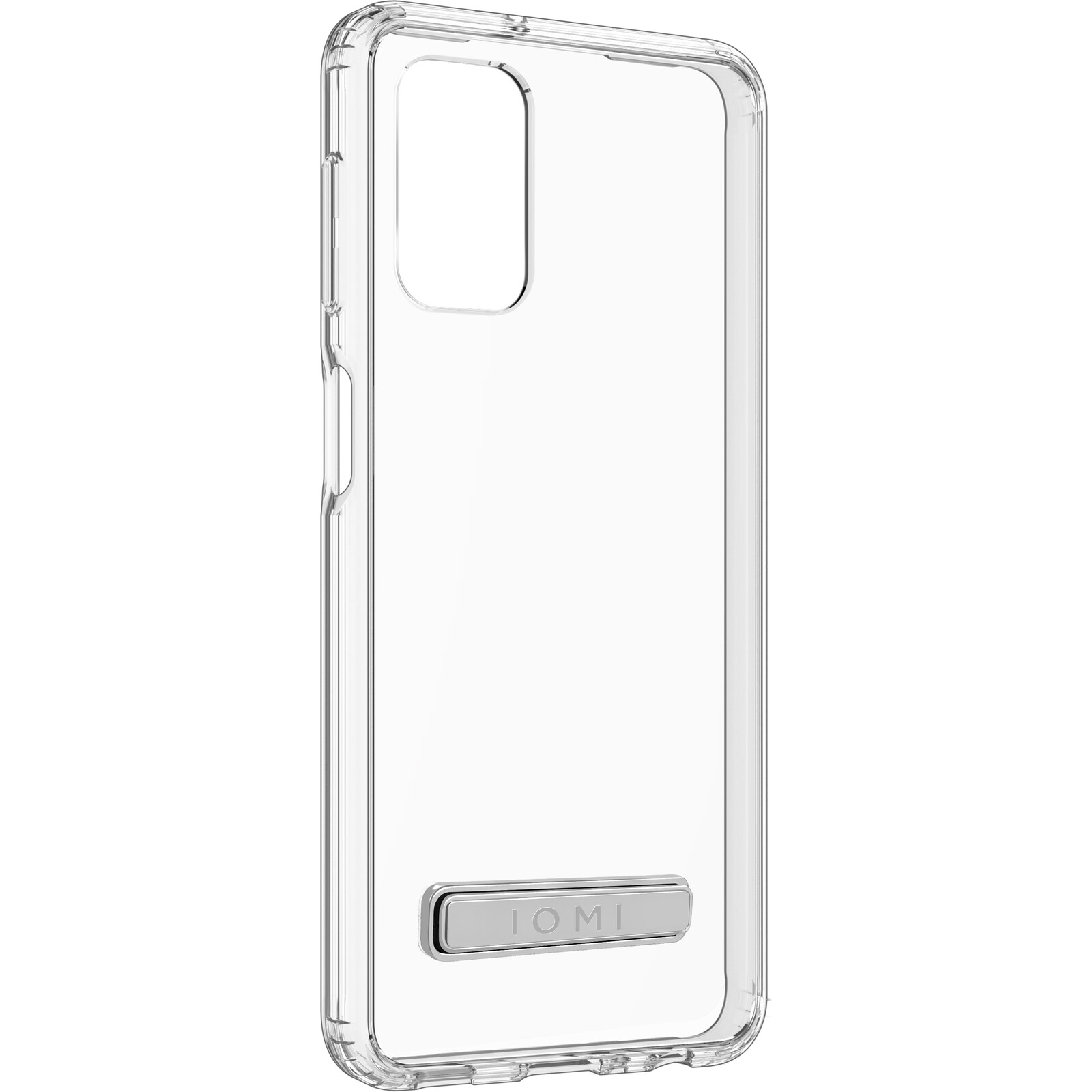 IOMI Backcover Shockproof Stand Samsung Galaxy A32 5G clear