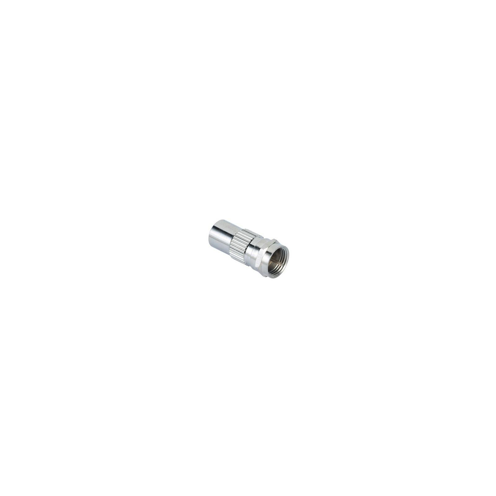 Hama 122485 SAT-Adapter F/Koax-Stecker