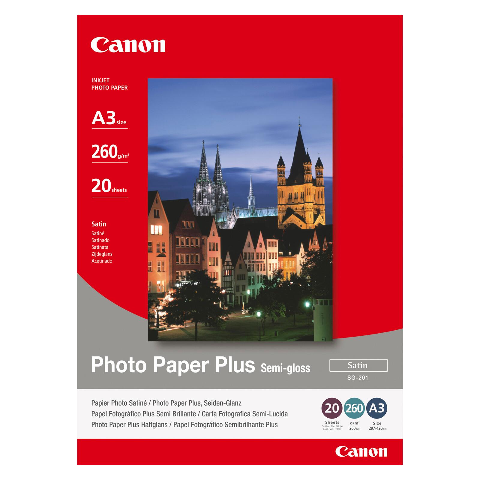 Canon SG-201 A3 20Bl. 260g semigloss
