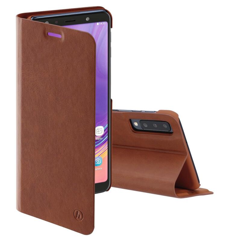 Hama Book Tasche Guard Pro Samsung Galaxy A7 braun