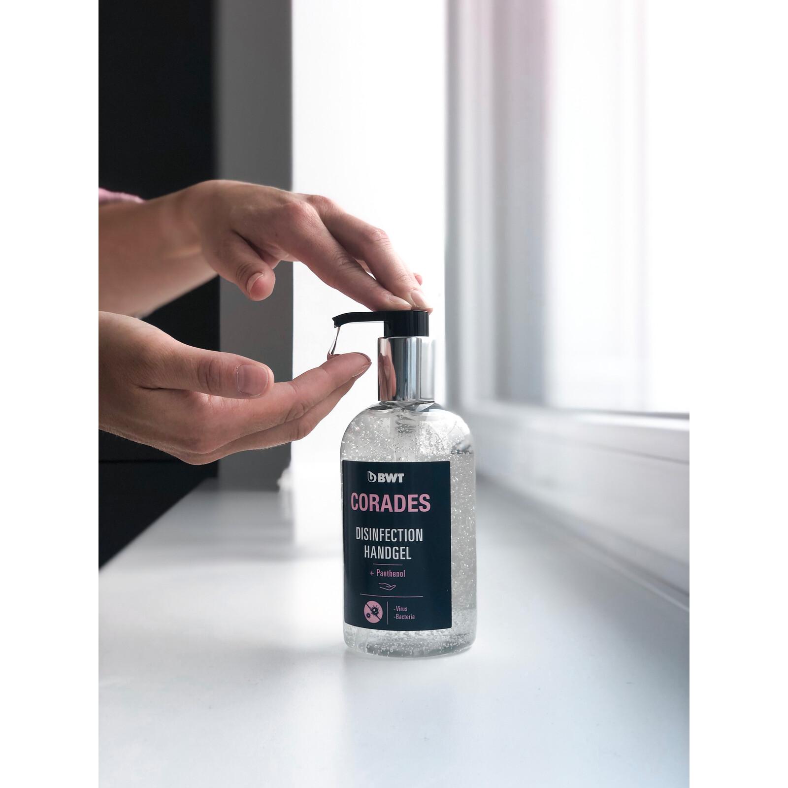 BWT CORADES Händedesinfektion 300 ml
