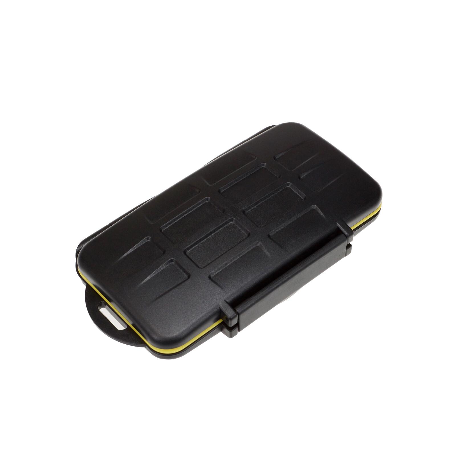 B.I.G. Speicherkarten-Box für je 12 SD+micro SD