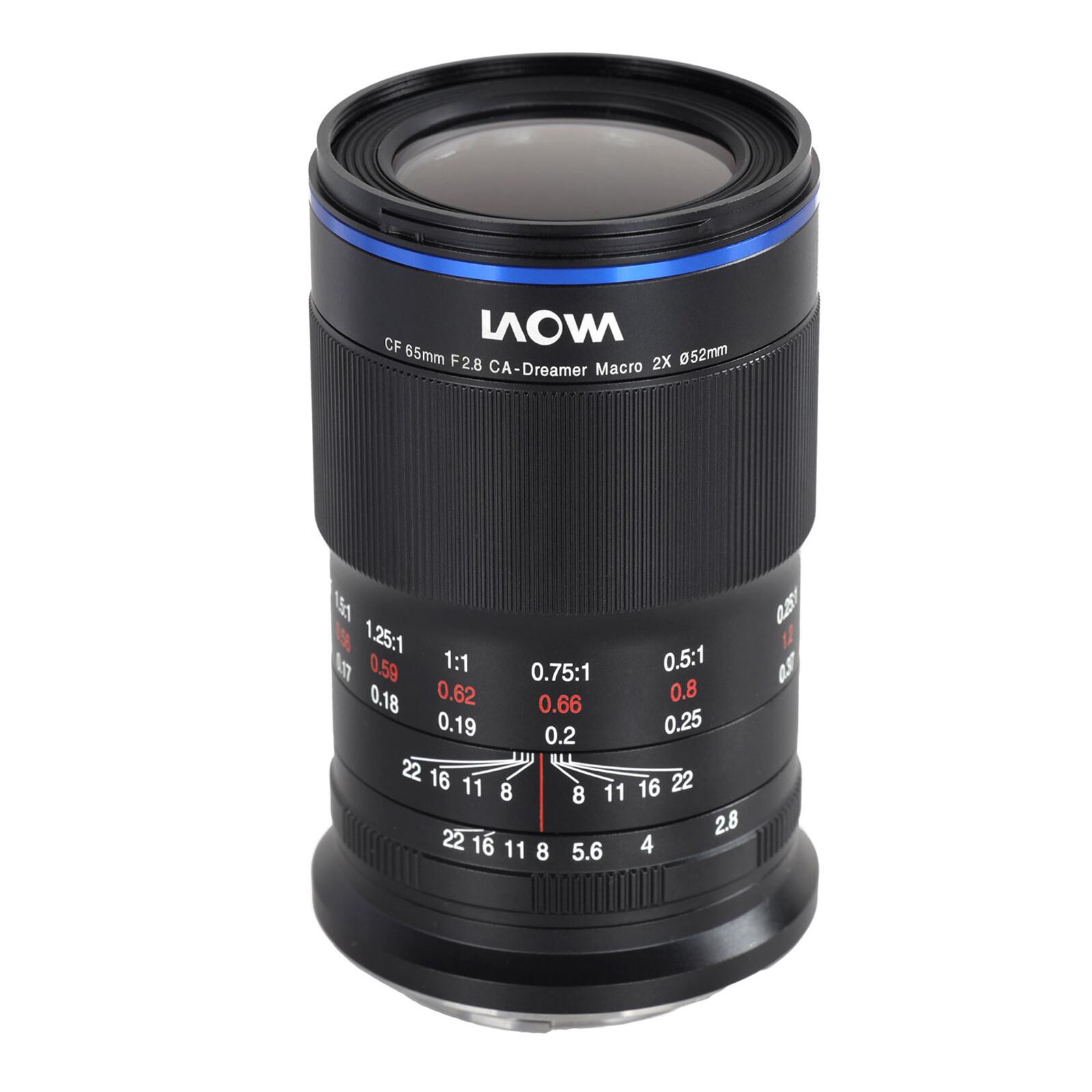 LAOWA 65/2,8 2X Ultra Makro APO Fuji X