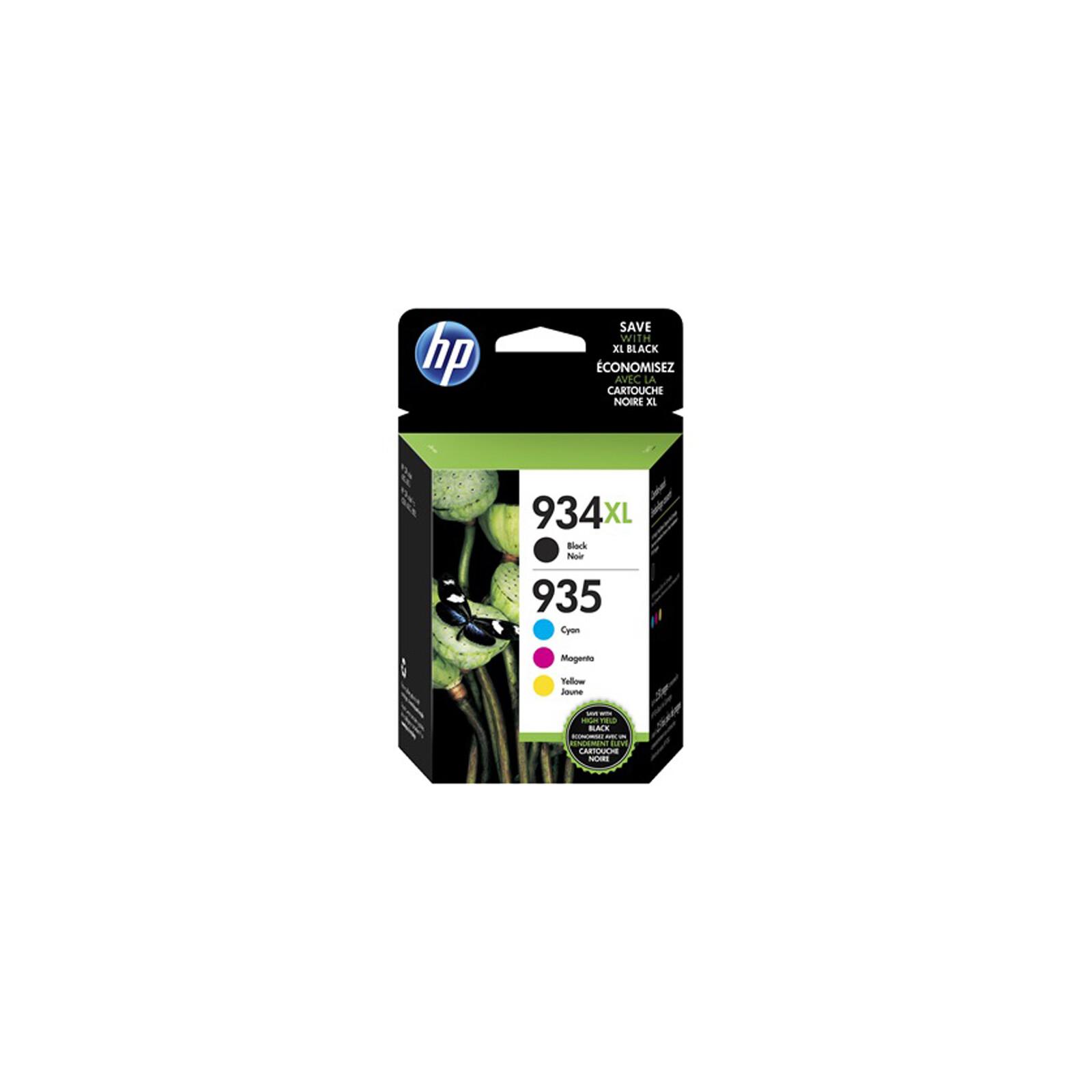 HP 934XL/935XL Tinte CMYK
