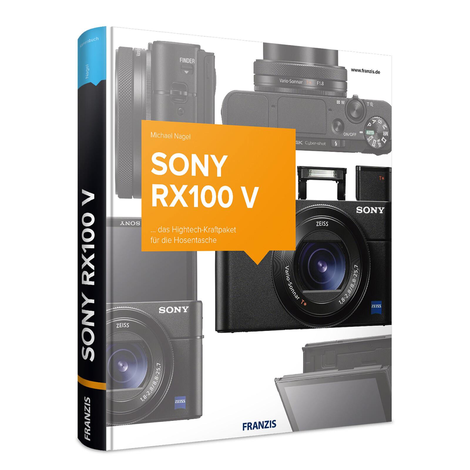 Sony RX100 V Handbuch