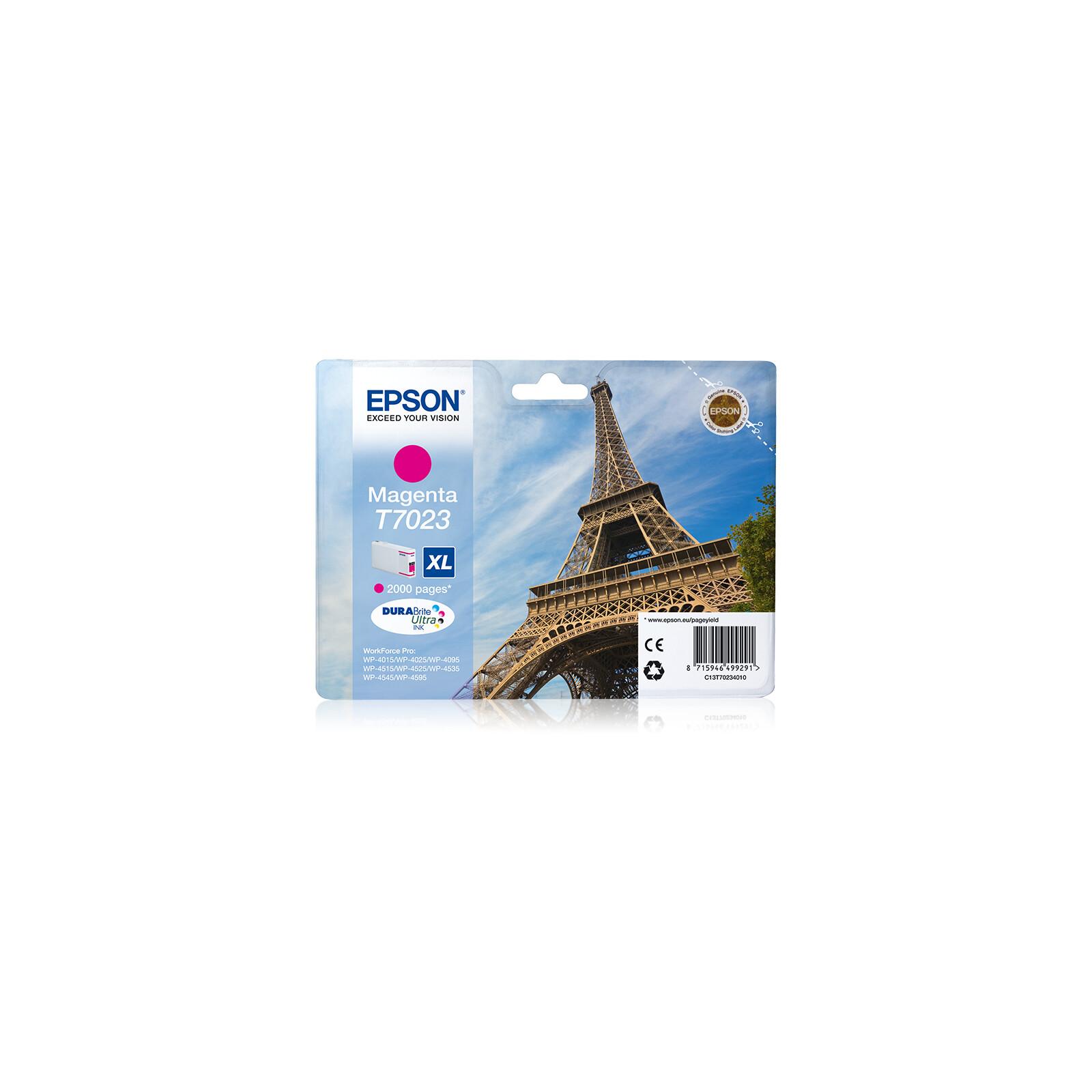 Epson T7023XL Tinte Magenta 21,3ml