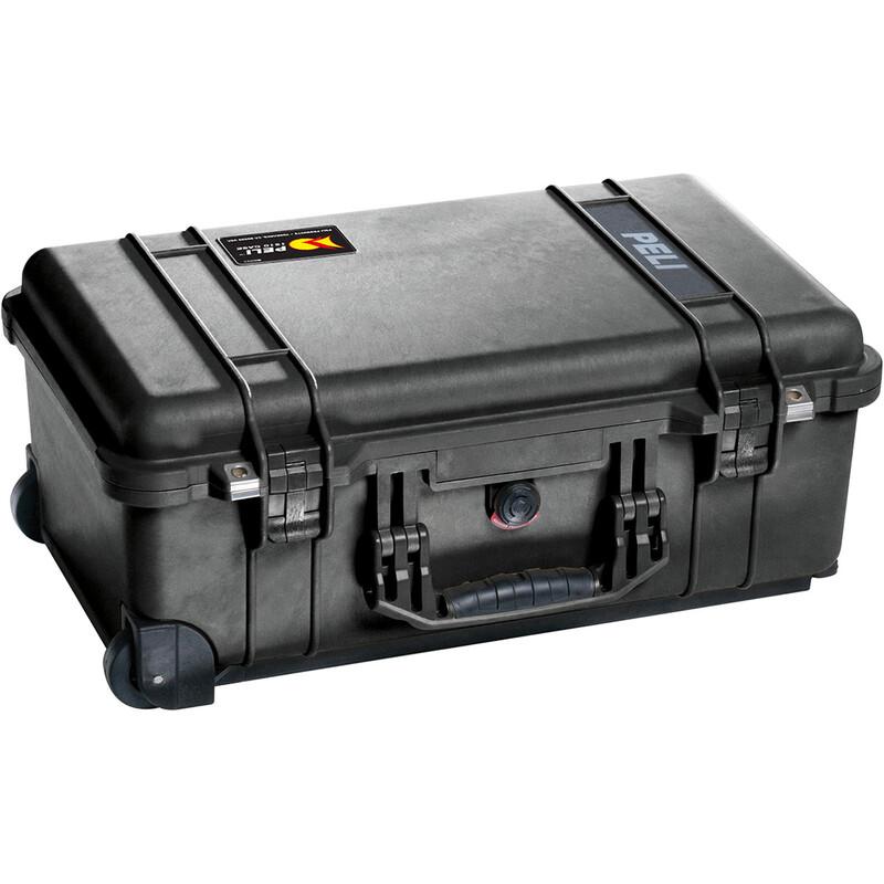 PELI 1510 Case mit Schaumstoff black