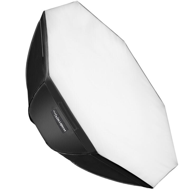 walimex pro Octagon Softbox Ø170cm Multiblitz P