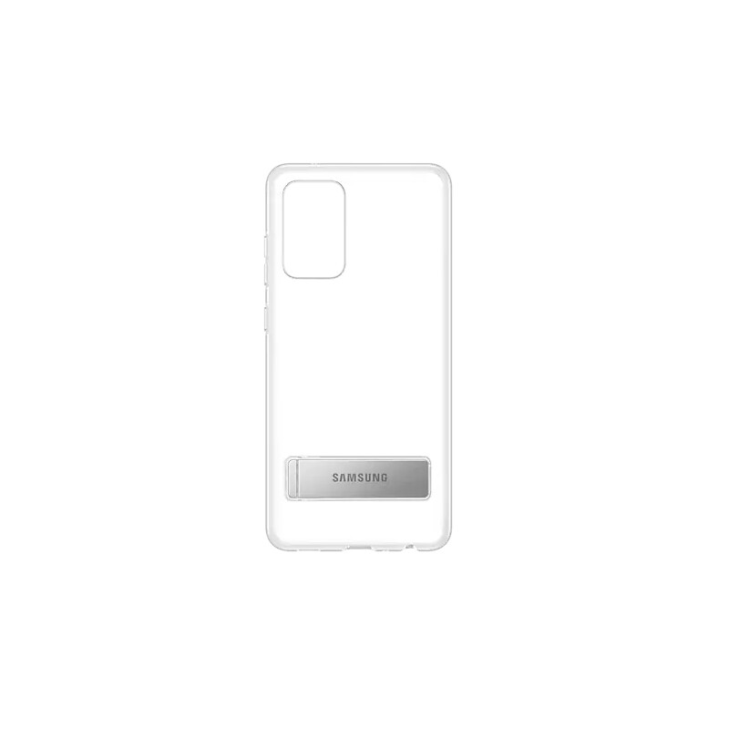 Samsung Back Cover Stand Galaxy A72 transparent