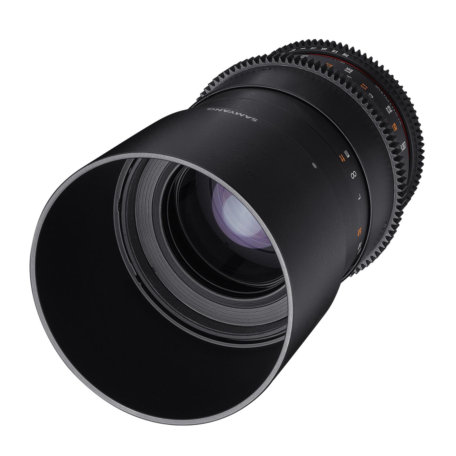 Samyang MF 100/3,1 Makro Video DSLR Canon EF
