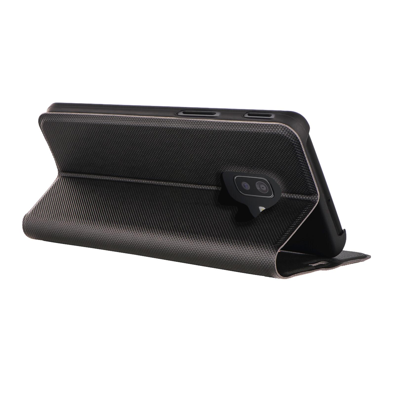 Hama Book Tasche Slim Pro Samsung Galaxy J6 Plus