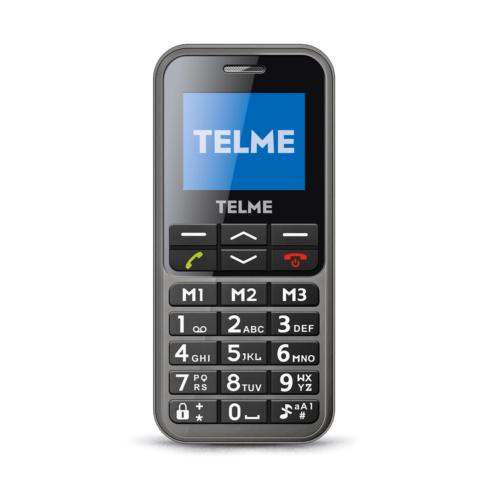 Telme C151 space grey