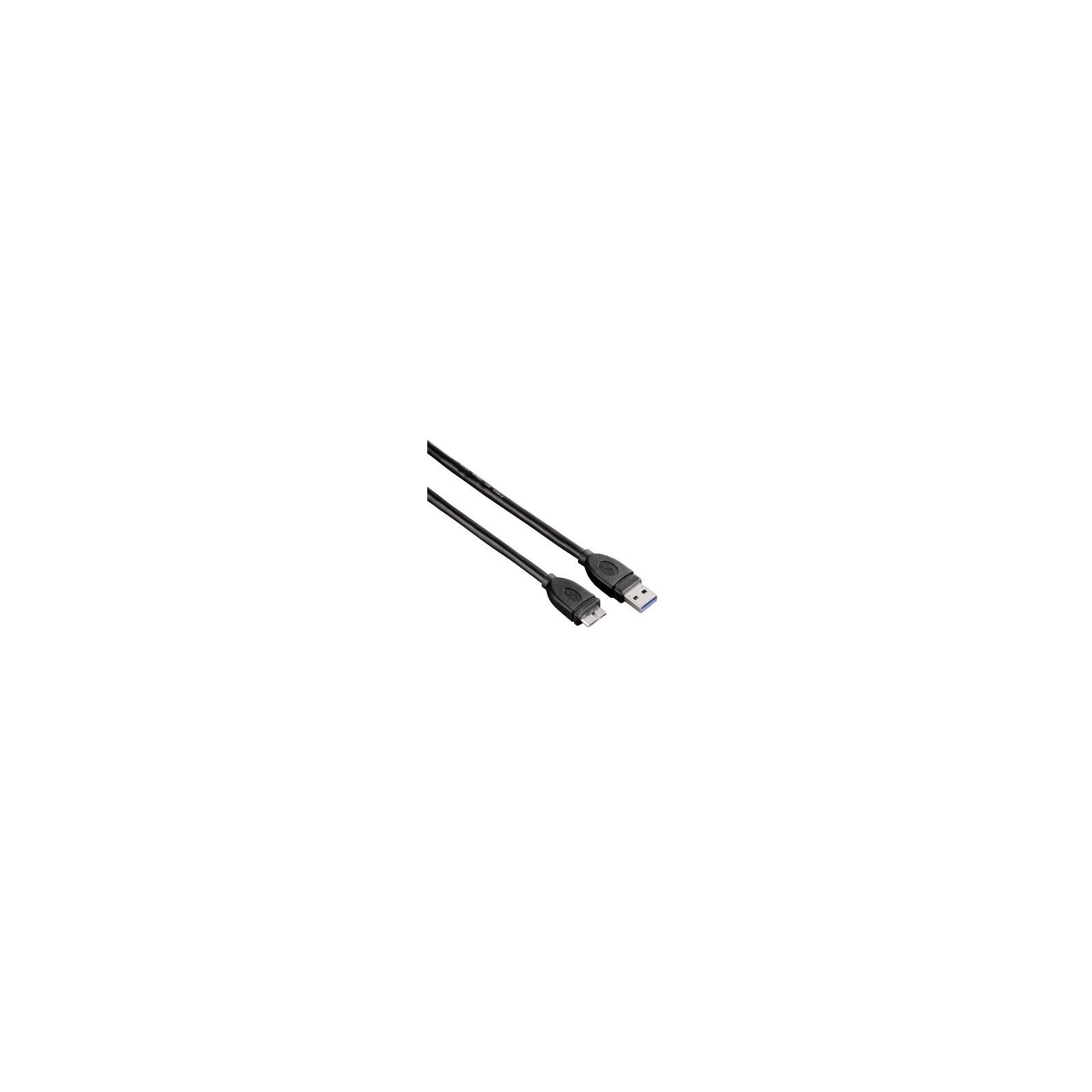 Hama 54507 Micro-USB-3.0-Kabel 1,8m