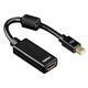Hama 54560 Mini-DisplayPort Adapter für HDMI