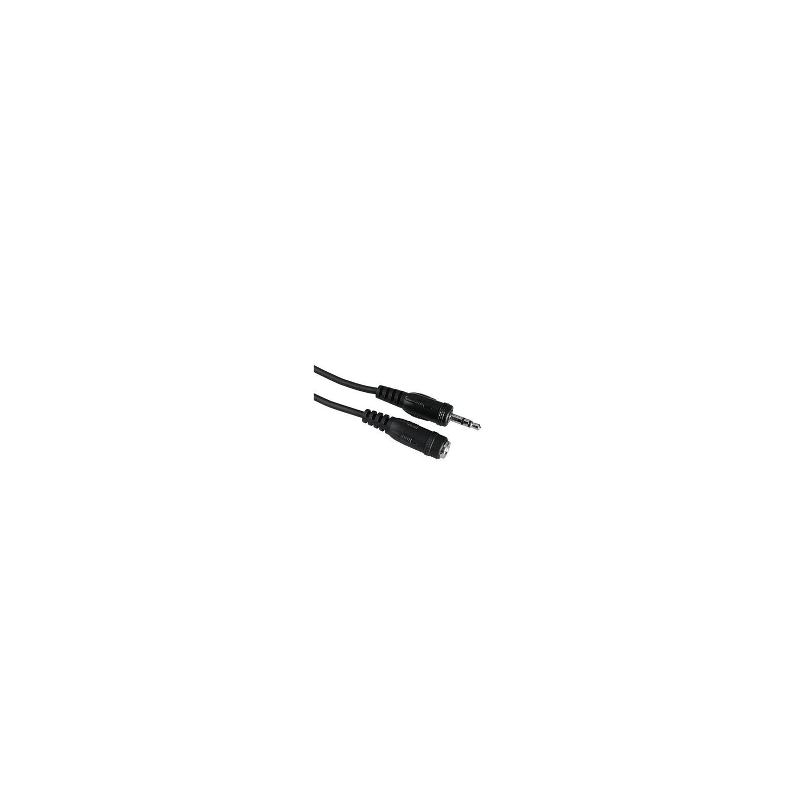 Hama 43302 Audio-Kabel 3,5-mm-Klinken-Stecker/Kupplung, Ster