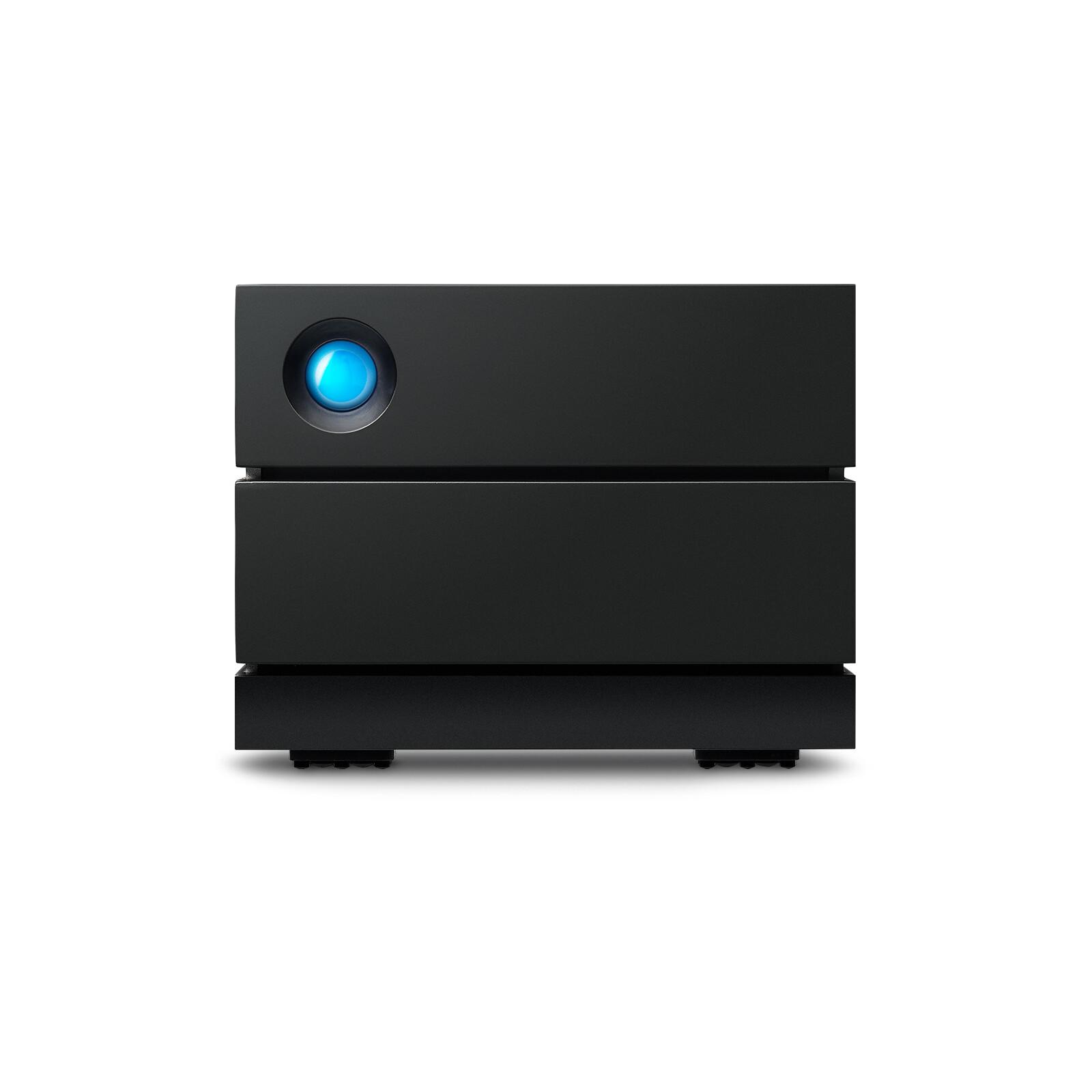 LaCie 2big RAID 8TB DAS, USB 3.1, RAID 0/1