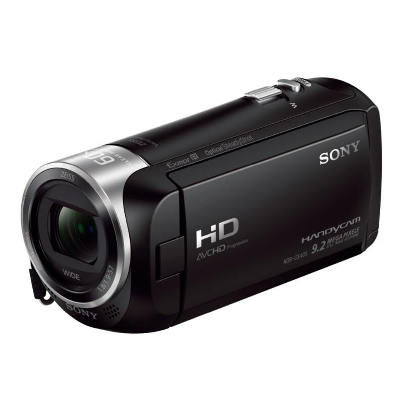 Sony HDR-CX405B HD Camcorder
