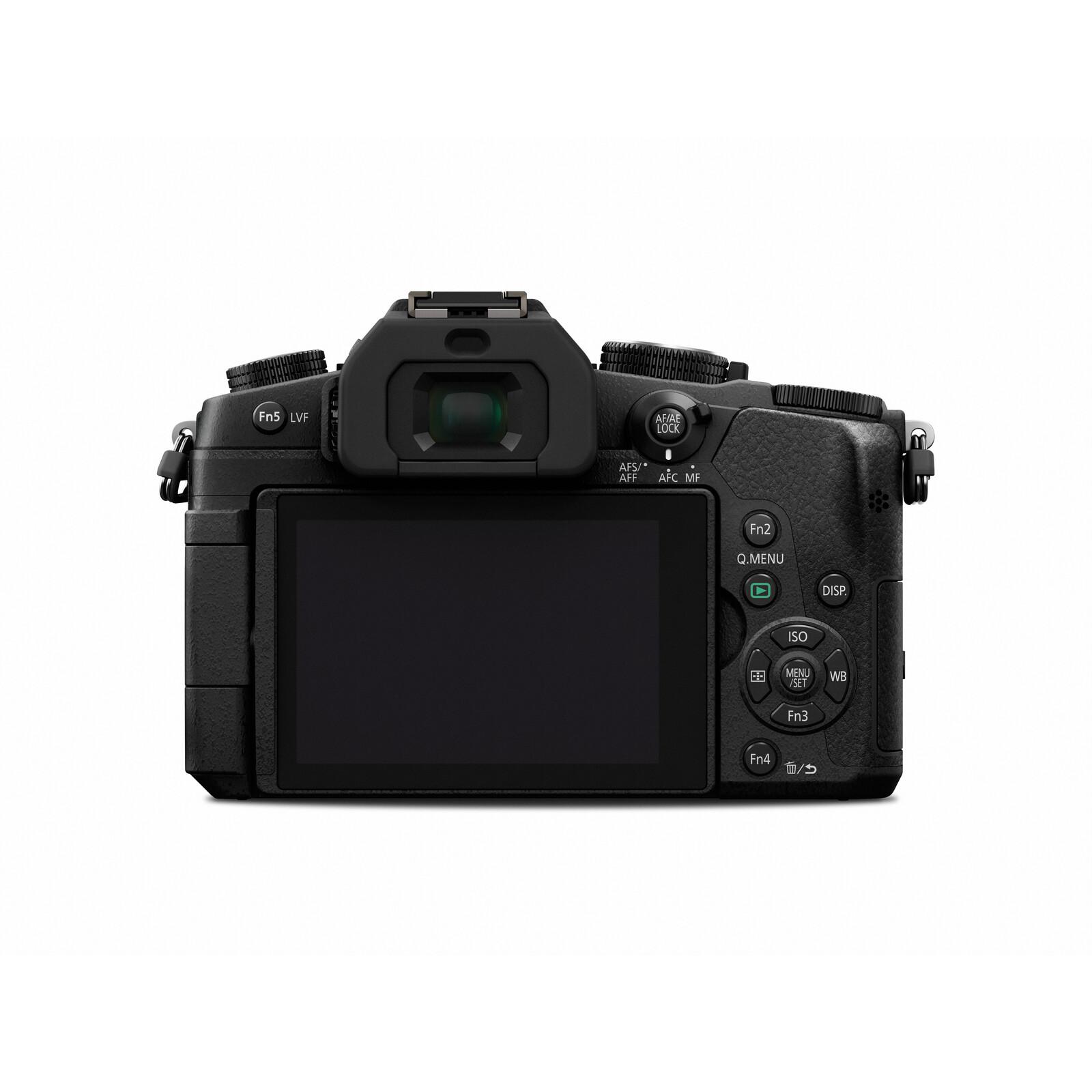 Panasonic DMC-G81HEG-K + 14-140/3,5-5,6 OIS