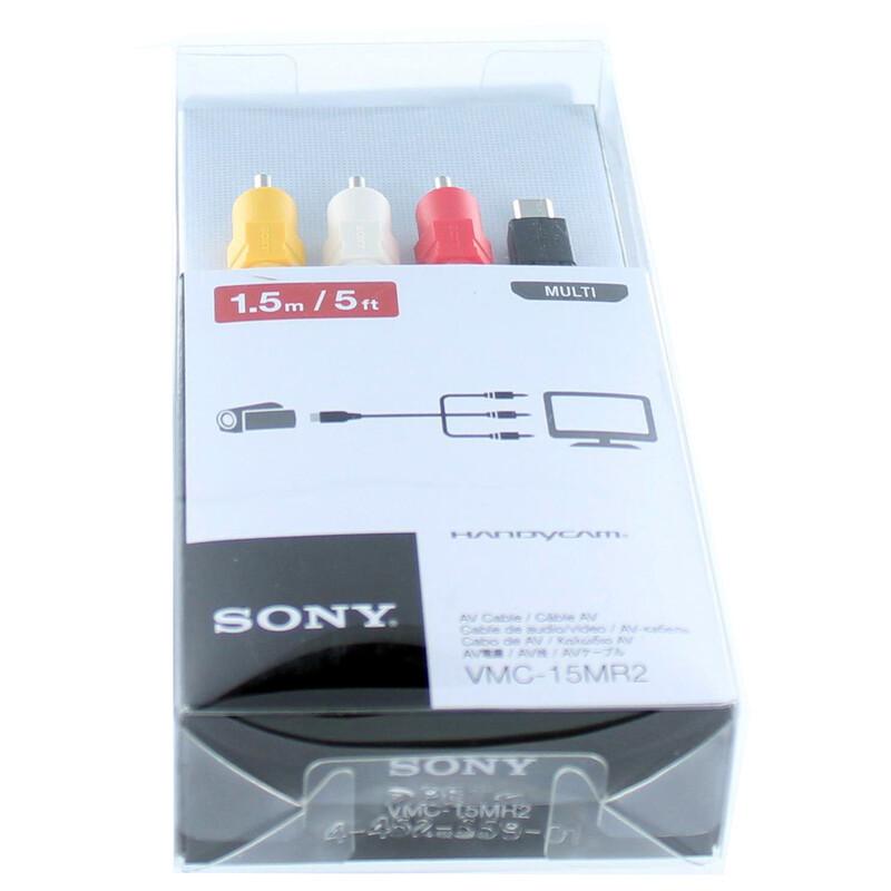 Sony Original AV-Verbindungskabel HDR-PJ620