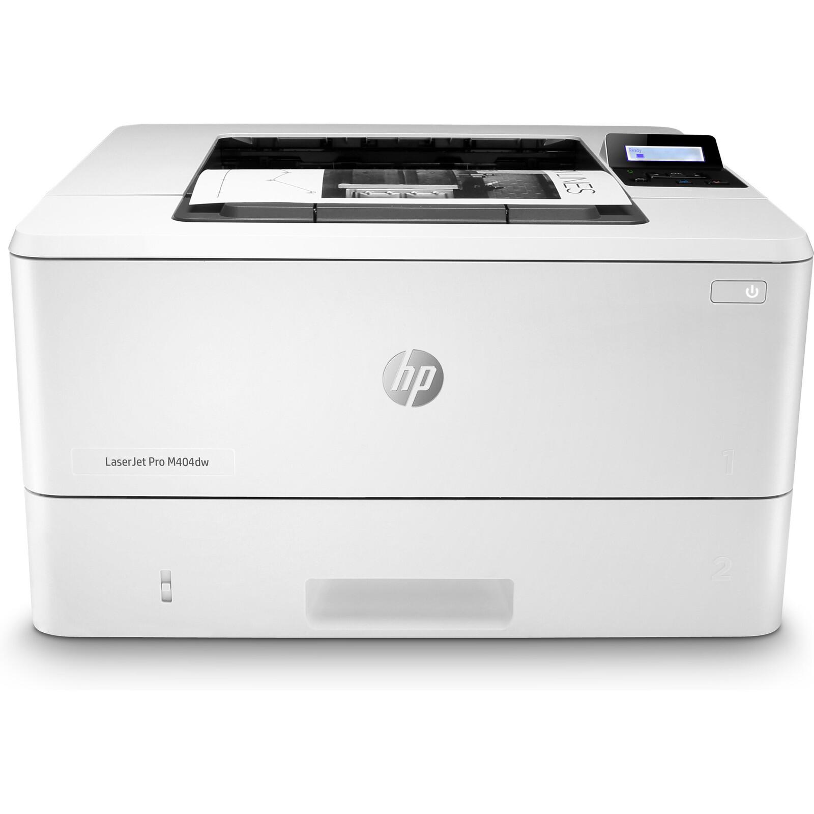 HP LaserJet M404dw Mono Laser