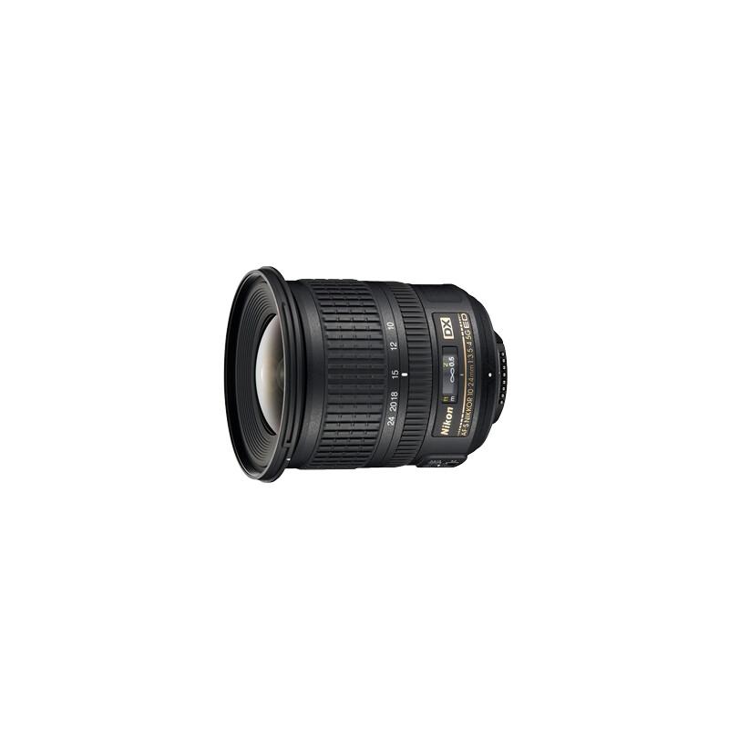 Nikkor AF-S DX 10-24/3,5-4,5G + UV Filter