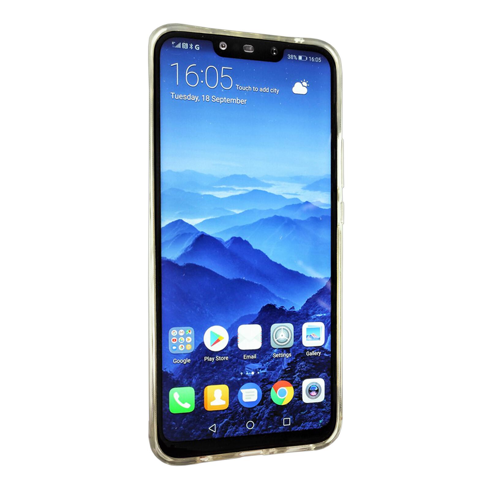 Felixx Back Hybrid Huawei Mate 20 Lite schwarz