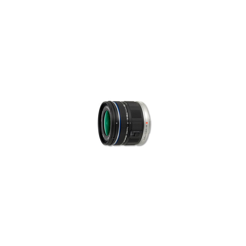 Olympus M.ZUIKO ED 9-18/4.0-5.6 EZ Black + UV Filter