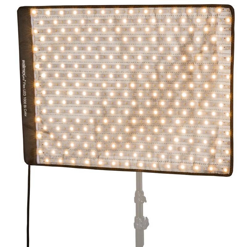 walimex pro Flex LED 1000 Bi Color