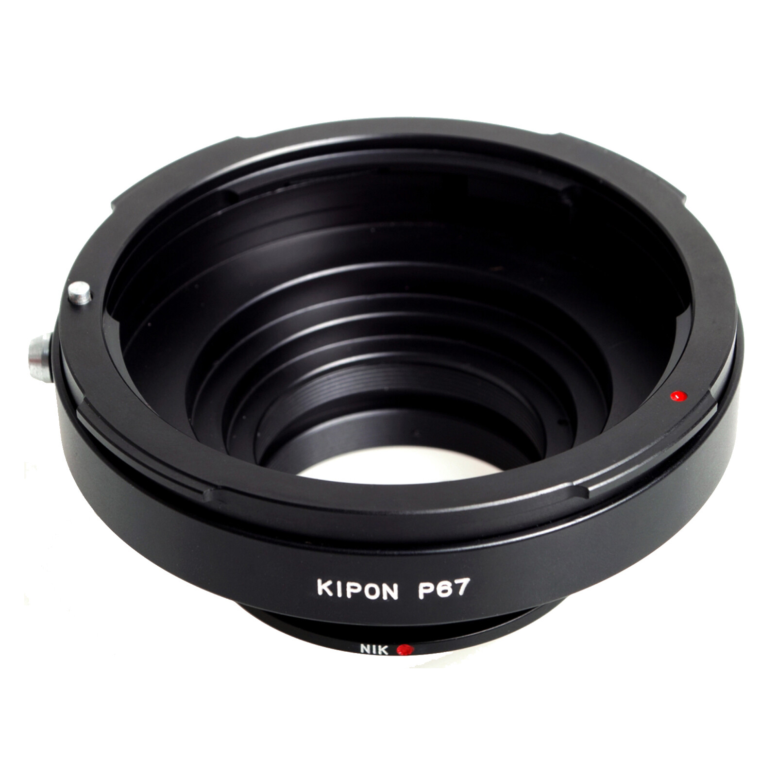 Kipon Adapter für Pentax K auf Nikon F