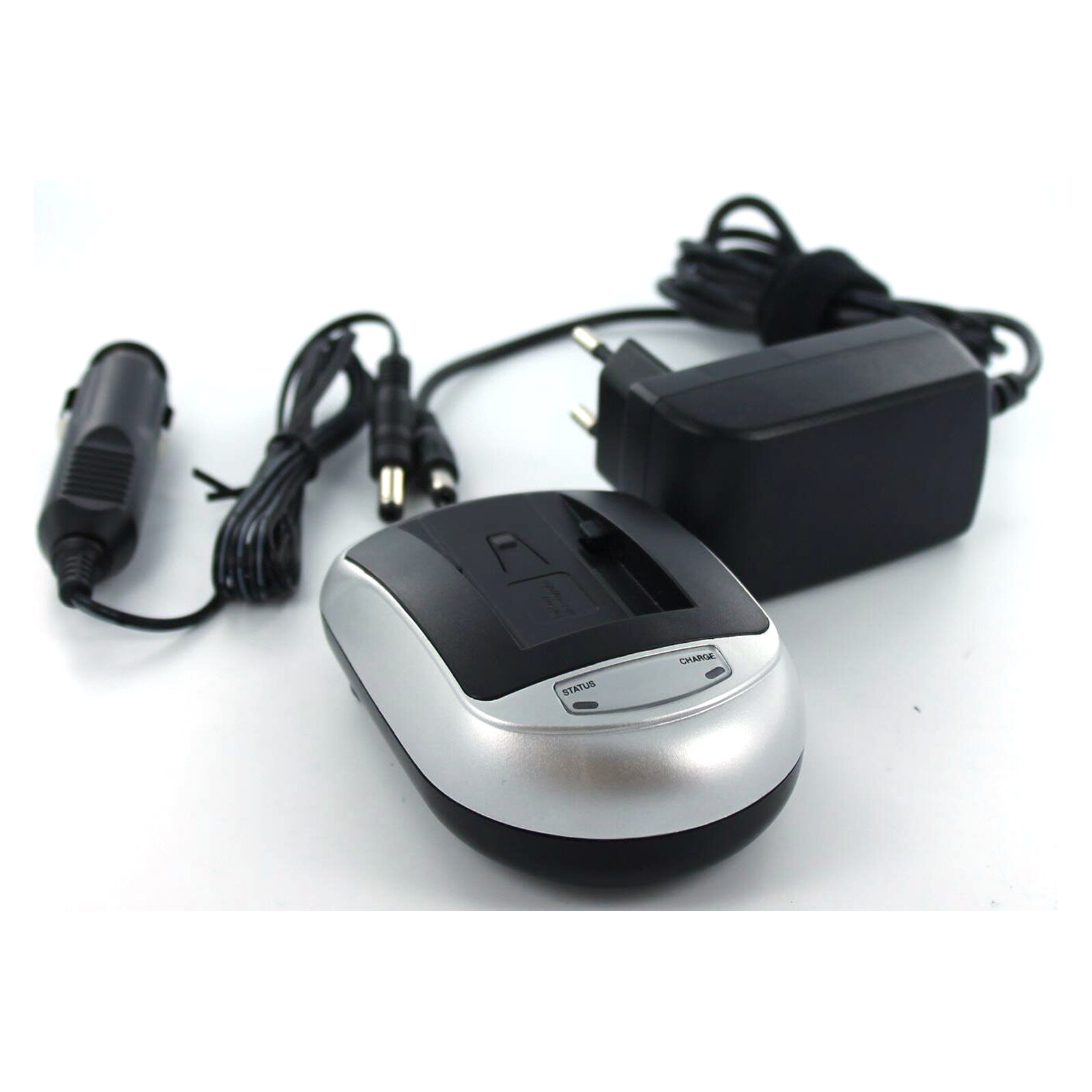 AGI 7659 Ladegerät Sony DSC-P100