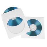 Hama CD/DVD-Papier-Schutzhüllen 50er Pack