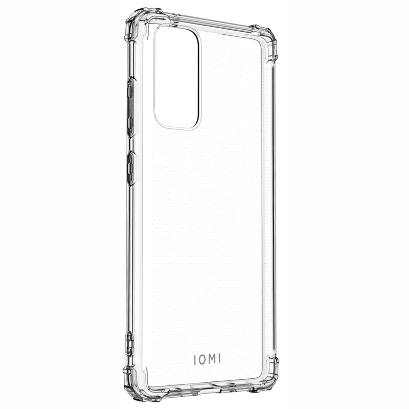 IOMI Backcover Shockproof Samsung Galaxy S20 FE clear