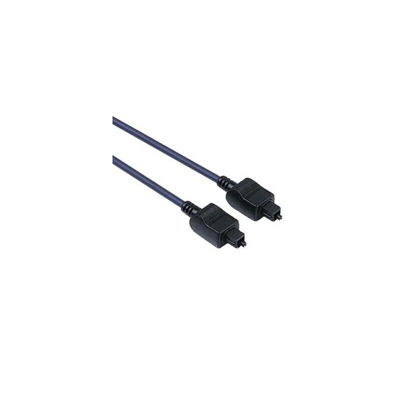 Hama 42929 Audio-Lichtleiter-Kabel ODT-Stecker (Toslink), 3