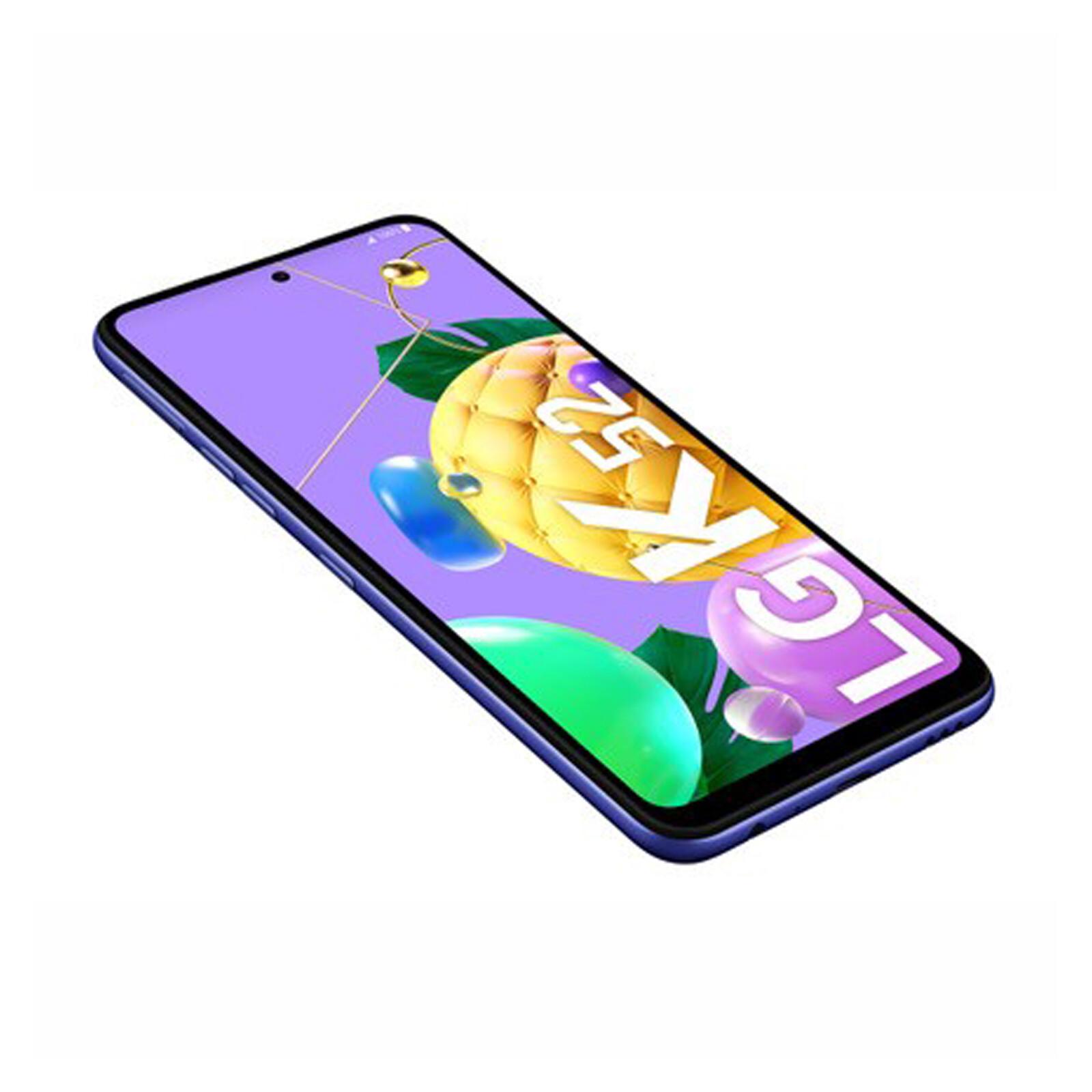LG K52 64GB blau Dual-SIM