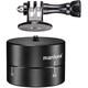 mantona Turnaround 360 Stativkopf für GoPro