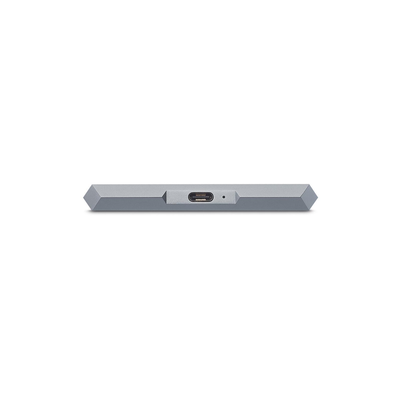 """LaCie Mobile Drive 2TB, 2.5"""", USB C, Weltraum Grau, MAC"""