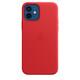 Apple iPhone 12/12 Pro Leder Case mit MagSafe product red