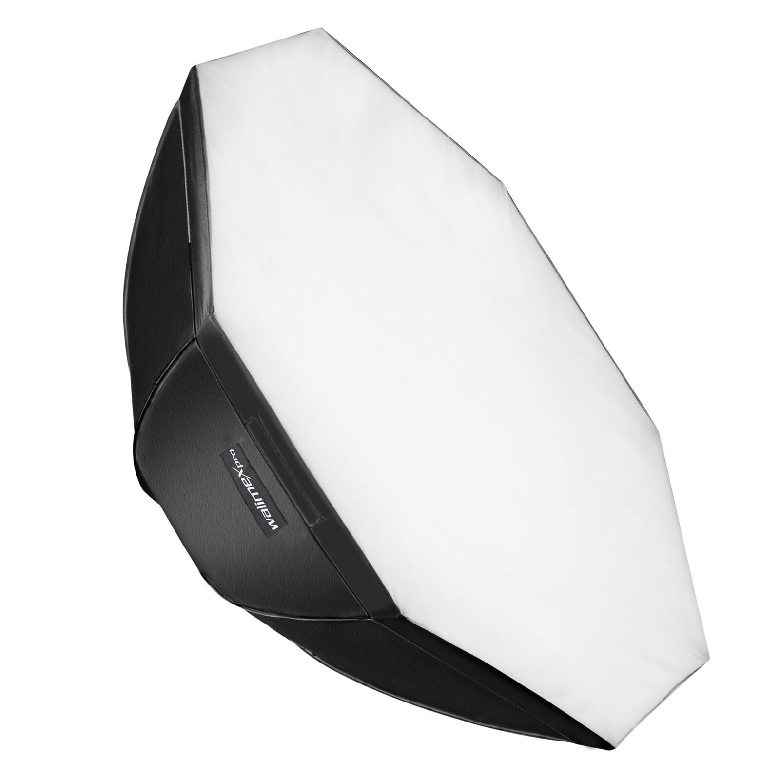 walimex pro Octagon Softbox Ø170cm + Univ. Adapter