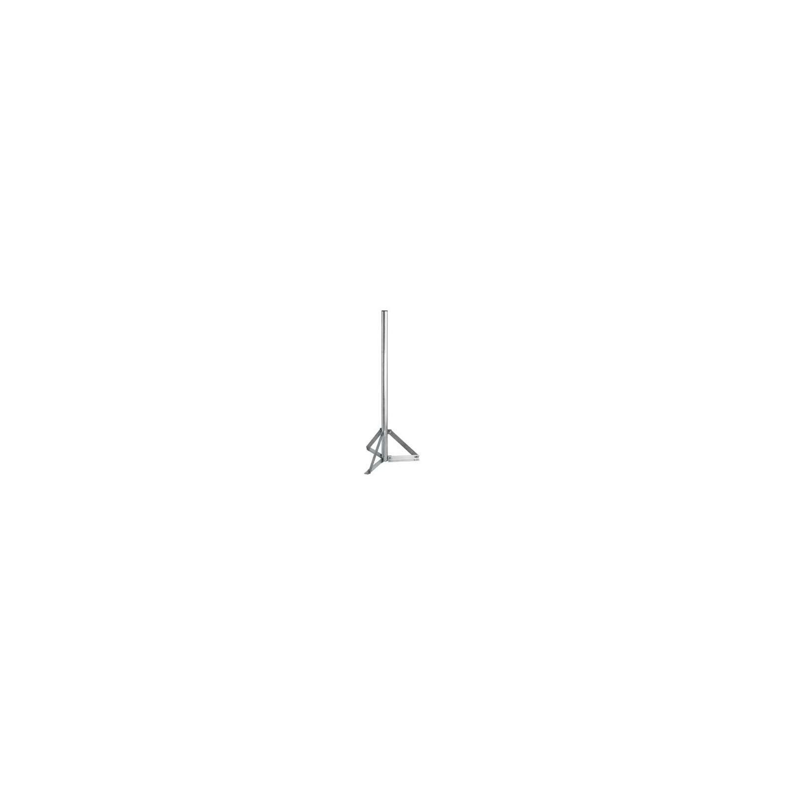 "Hama 47467 Standfuß ""Tripod"" für Satellitenspiegel, Aluminiu"