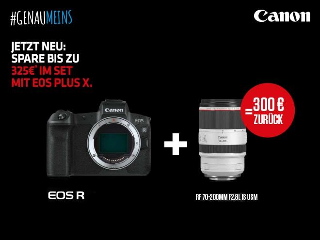 Canon Set Vorteilsaktion
